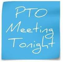 PTO Meeting Tonight!