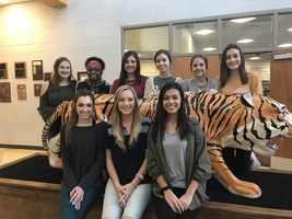2018 PGHS Colors Day Court