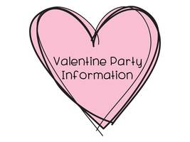 Valentine Party Information
