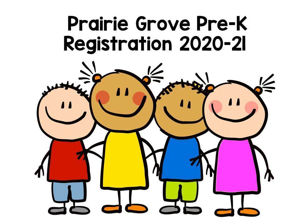 Pre-K Registration is still open!