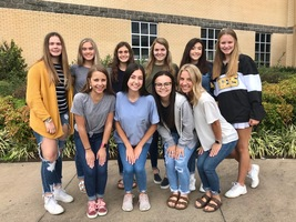2019 PGHS Homecoming Court